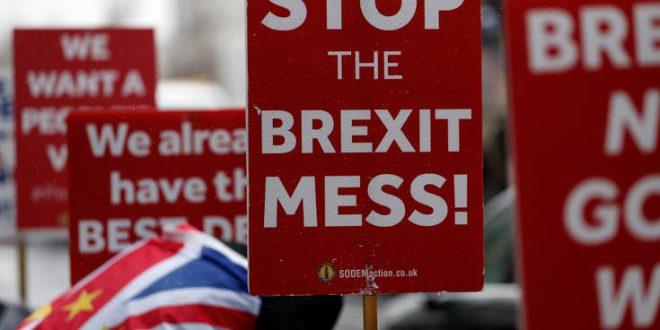 Προειδοποίηση για ελλείψεις τροφίμων στη Βρετανία σε περίπτωση Brexit χωρίς συμφωνία