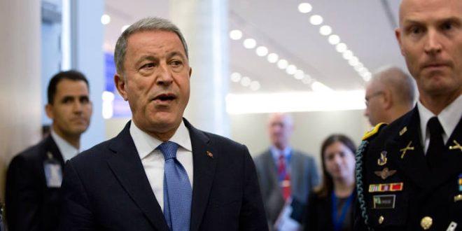 Νέες απειλές Ακάρ: Κανείς να μη δοκιμάσει τη δύναμη της Τουρκίας