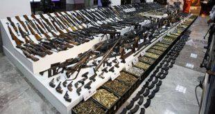 Γέμισε πυροβόλα όπλα το Μεξικό μέσα σε δέκα χρόνια