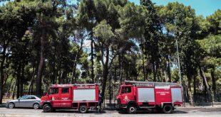 Πυρκαγιά στο Ζούμπερι: Επέστρεψαν τα παιδιά στις κατασκηνώσεις