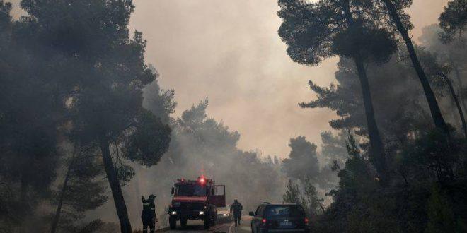 ΚΕΕΛΠΝΟ: Τι να κάνουμε αν εισπνεύσουμε καπνό κατά τη διάρκεια πυρκαγιάς