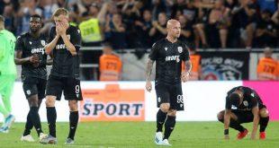 Χωρίς νίκη στα τελευταία 7 ευρωπαϊκά ματς ο ΠΑΟΚ