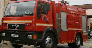 Πάτρα: Άνδρας χωρίς τις αισθήσεις του ανασύρθηκε από σπίτι που ξέσπασε φωτιά