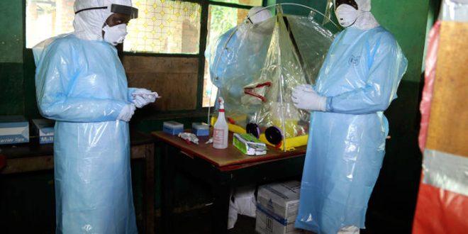 Ελπίδες για τη θεραπεία του Έμπολα