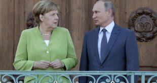 Τι συμφώνησαν Μέρκελ και Πούτιν για το θέμα της Ουκρανίας