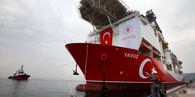 Ηχηρό μήνυμα ΗΠΑ σε Ερντογάν: Να φύγει το «Γιαβούζ» από τα χωρικά ύδατα της Κύπρου