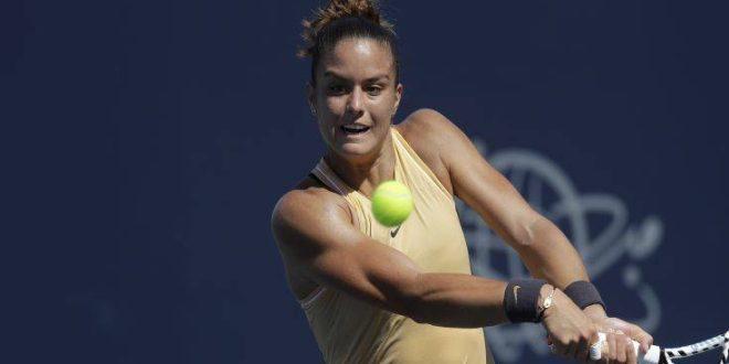 Αποκλείστηκε από τον 1ο γύρο στο Τορόντο η Μαρία Σάκκαρη