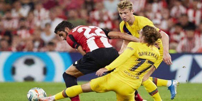 Αθλέτικ Μπιλμπάο - Μπαρτσελόνα 1-0: Μοναδικό γκολ από Αντούριθ