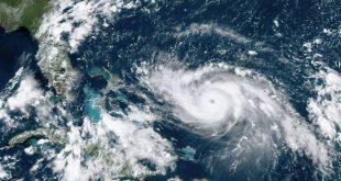 Στην κατηγορία 4 ενισχύθηκε ο τυφώνας Ντόριαν