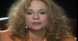 Η αδημοσίευτη φωτογραφία της Αλίκης Βουγιουκλάκη από τα γυρίσματα ταινίας