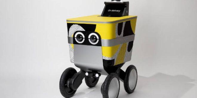 Το ρομπότ που θα γίνει ο φόβος και ο τρόμος των διανομέων!