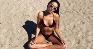Η Ελένη Φουρέιρα φωτογραφίζεται με μαγιό και προκαλεί αναστάτωση