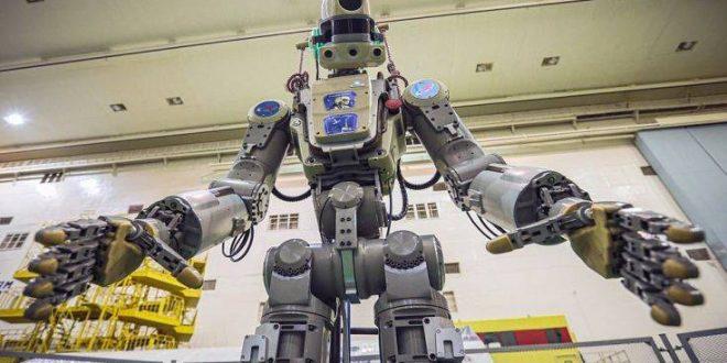 Fedor, το ανθρωποειδές ρομπότ που ετοιμάζεται για τον Διεθνή Διαστημικό Σταθμό