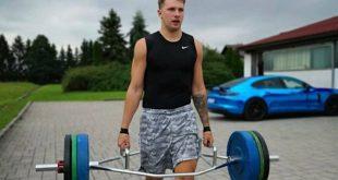 «Λιώνει» στην γυμναστική ο Ντόντσιτς
