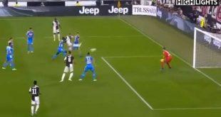 Γιουβέντους – Νάπολι: Ο Ιγουαΐν έβαλε γκολάρα και έκανε το 2-0