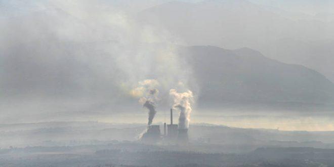 Η ρύπανση του αέρα συντελεί στην επιδείνωση του εμφυσήματος των πνευμόνων