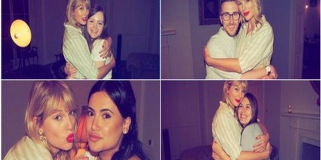 Τρελαμένοι οι θαυμαστές της Taylor Swift που πήγαν στο σπίτι της