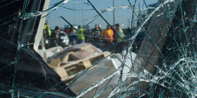 Μία νεκρή και πέντε τραυματίες σε τροχαίο στην Κρήτη