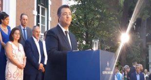 Η ορκωμοσία του Περιφερειάρχη Κεντρικής Μακεδονίας Απόστολου Τζιτζικώστα