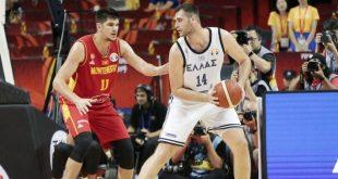 Η Ελλάδα κέρδισε το Μαυροβούνιο με 85-60