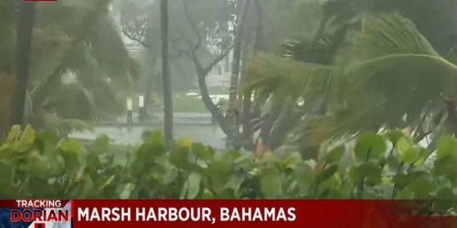 Dorian: Ο ισχυρότερος τυφώνας στην σύγχρονη ιστορία της περιοχής