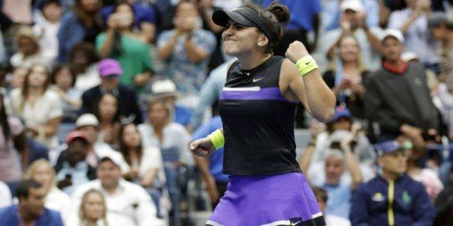 US Open: Η Αντρεέσκου κέρδισε με 2-0 σετ τη Σερένα Ουίλιαμς