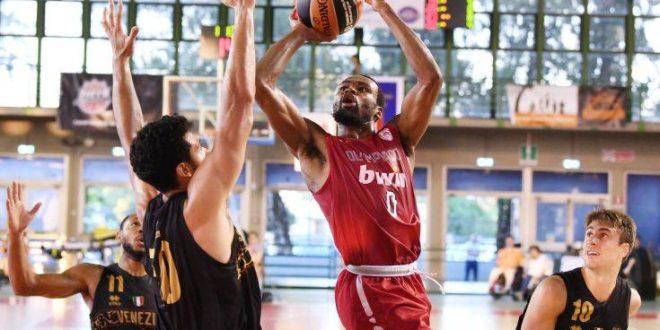 Ο Ολυμπιακός νίκησε την Βενέτσια με 71-68