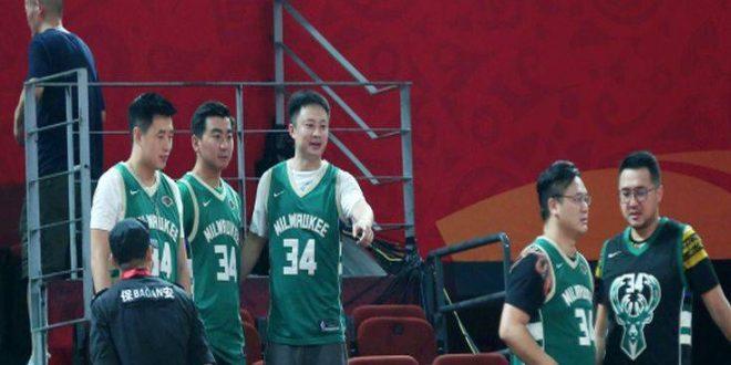 Συνεχίζεται η λατρεία των Κινέζων για τον Γιάννη Αντετοκούνμπο