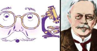 Αφιερωμένο στον Δανό μικροβιολόγο Hans Christian Gram το σημερινό doodle της Google