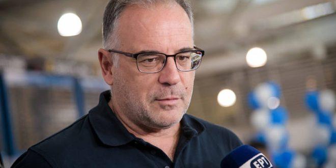 Σκουρτόπουλος: Ο εγωισμός και η προσωπικότητα του καθενός είναι στο μάξιμουμ