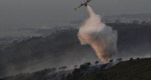 Μεγάλη φωτιά στη Νέα Μάκρη: Σε ύφεση το μέτωπο, υπόνοιες για εμπρησμό