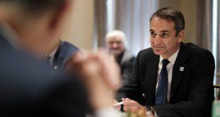 Μητσοτάκης: Αντισυνταγματική και προσβλητική η πρόταση ΣΥΡΙΖΑ για την ψήφο των αποδήμων