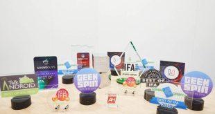 ΗHuaweiενισχύει την ηγετική της θέση, κερδίζοντας πάνω από είκοσι κορυφαία βραβεία στηνIFA2019