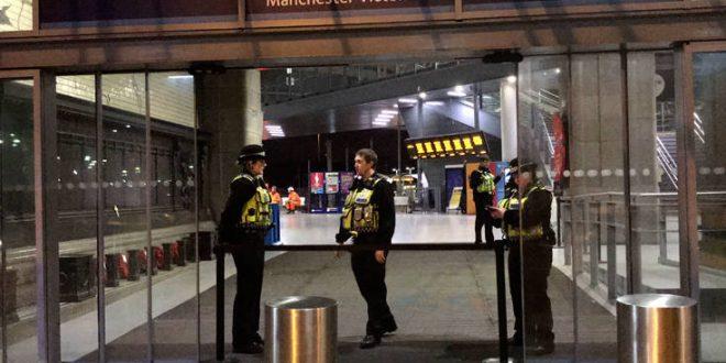 Άνοιξε ο σιδηροδρομικός σταθμός στο Μάντσεστερ μετά τον συναγερμό για ύποπτο δέμα