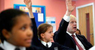 Ο Μπόρις Τζόνσον είπε σε μαθητές ότι θα καταλήξει σε συμφωνία για το Brexit