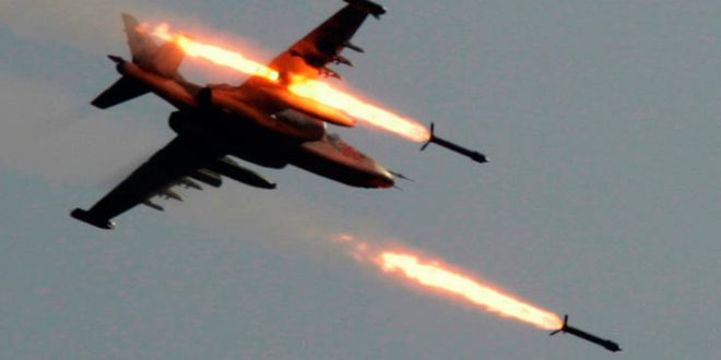 Μαχητικό αεροσκάφος συνετρίβη στη Σταυρούπολη της Ρωσίας
