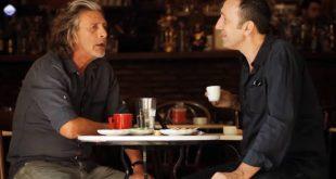Ο τελευταίος καφές του Τάκη Σπυριδάκη με τον Ρένο Χαραλαμπίδη