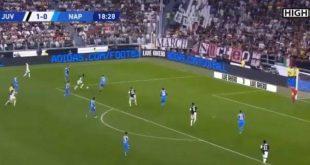 Η Γιουβέντους επικράτησε της Νάπολι με 4-3
