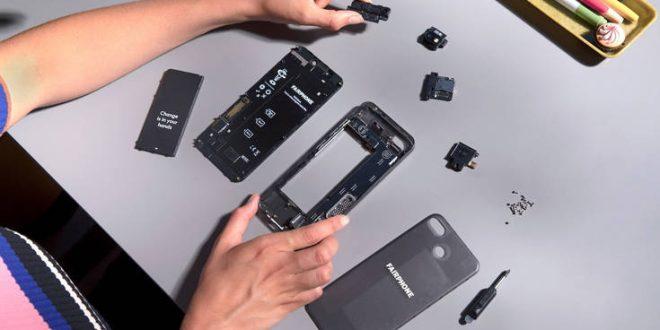 Το ηθικό και βιώσιμο κινητό που επισκευάζεις μόνος σου
