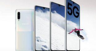 Το μεσαίας κατηγορίας κινητό με τις ταχύτητες της επόμενης γενιάς