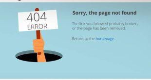 Τι σημαίνει το Error 404 που βλέπουμε σε σελίδες στο ίντερνετ