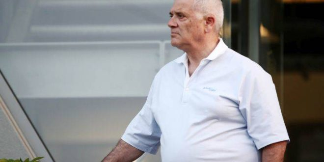 AEK: Μελισσανίδη παρόντος η συνάντηση με τον Πατούλη