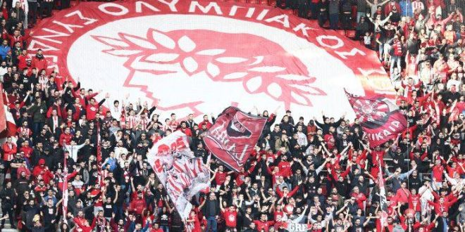 Ολυμπιακός: Μόλις 4.000 εισιτήρια έμειναν για το ντέρμπι με την ΑΕΚ