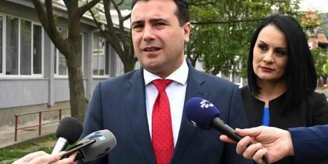 Ζάεφ: Ουλή στο πρόσωπό μου η αναβολή της έναρξης των ενταξιακών διαπραγματεύσεων των Σκοπίων στην ΕΕ