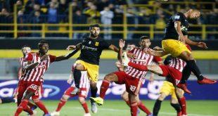 Εκτός έδρας δοκιμασίες για Ολυμπιακό και ΠΑΟΚ στην 6η αγωνιστική της Super League 1