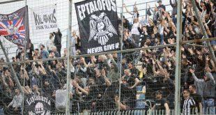 Super League 1: Κανονικά με κόσμο ο ΠΑΟΚ στην Τρίπολη