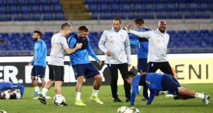 To νέο ξεκίνημα της Εθνικής ξεκινά από τη Ρώμη