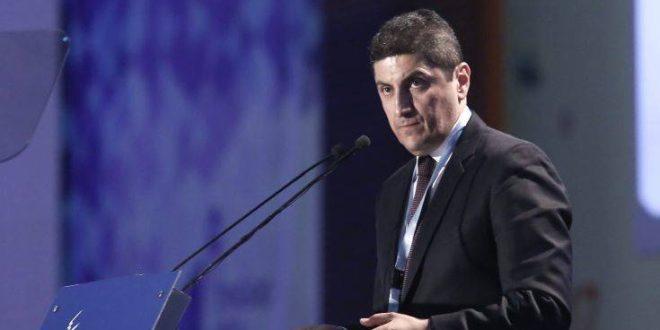 Η αξιοποίηση του Κλειστού των Άνω Λιοσίων στο επίκεντρο συζητήσεων Αυγενάκη-Παππού
