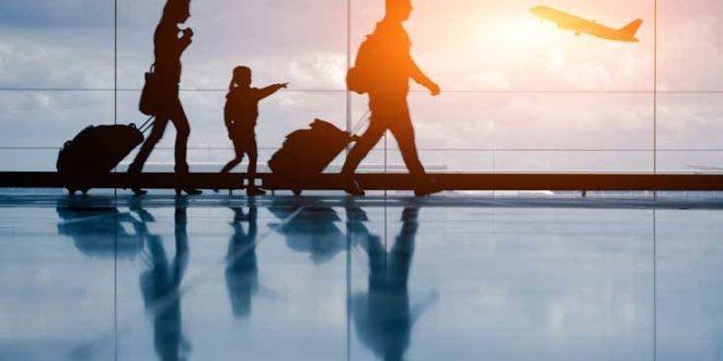 Ανοδικά κινήθηκε η επιβατική κίνηση στα αεροδρόμια στο εννεάμηνο