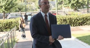 Μήνυμα «ρεαλιστικής αισιοδοξίας» εξέπεμψε ο Σταϊκούρας στην Ετήσια Σύνοδο του ΔΝΤ